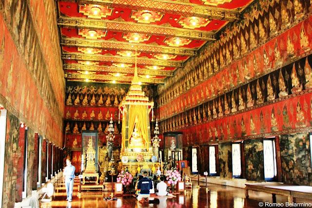 Buddhaisawan Chapel, National Museum