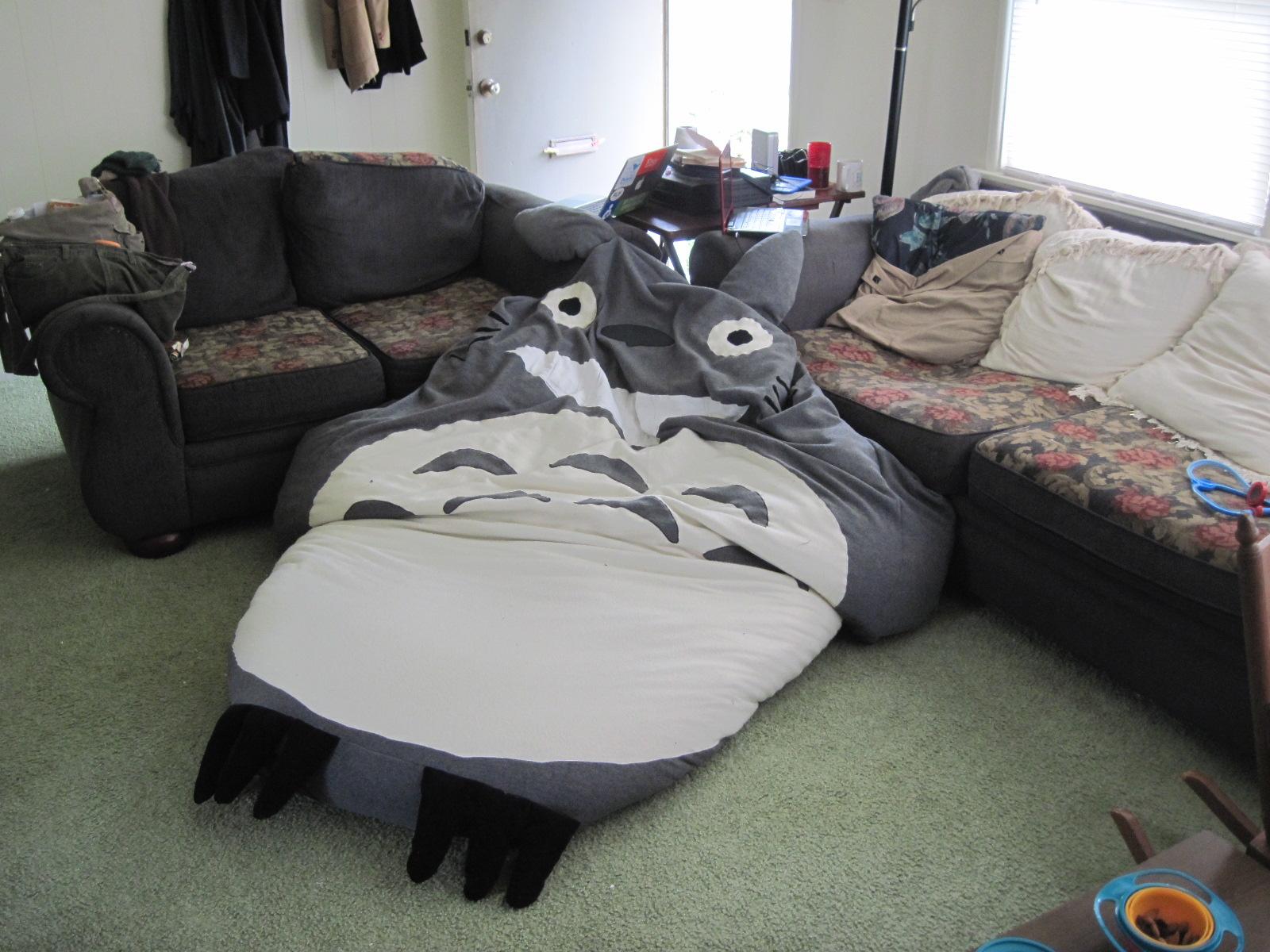 Chaos To Art Totoro