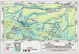 cuenca rio madre de dios