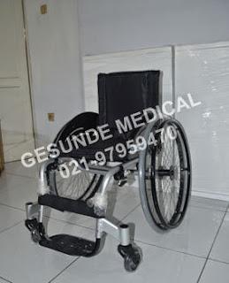 kursi roda fs730l 36 toko murah