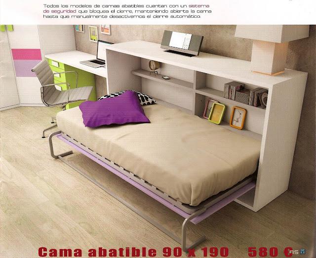 Camas plegables baratas barcelona sofas y muebles a - Camas muebles plegables ...