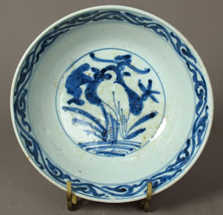 Wanli Kraak Blue and White Bowl
