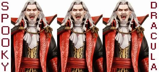 MegaWestgarth Spooky Castlevania Dracula