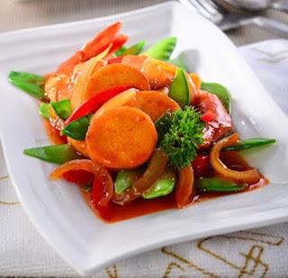 Resep Tumis Pedas Tofu