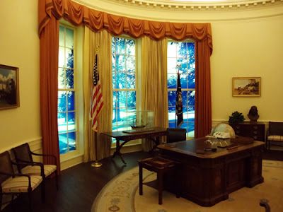 Carter Administration Oval Office