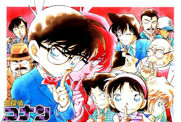 #17 Detective Conan Wallpaper