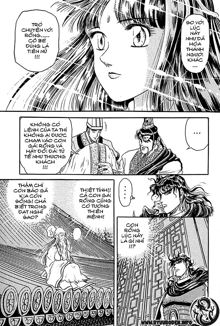 Chú Bé Rồng - Ryuuroden chap 7 - Trang 18