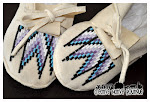 Beaded Baby Moccasins starting at $50