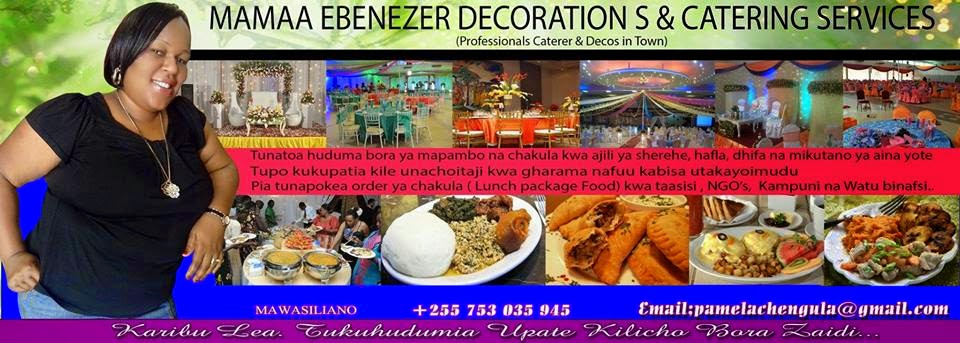 Decoration & Catering Services