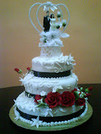 SBC Wedding Cake
