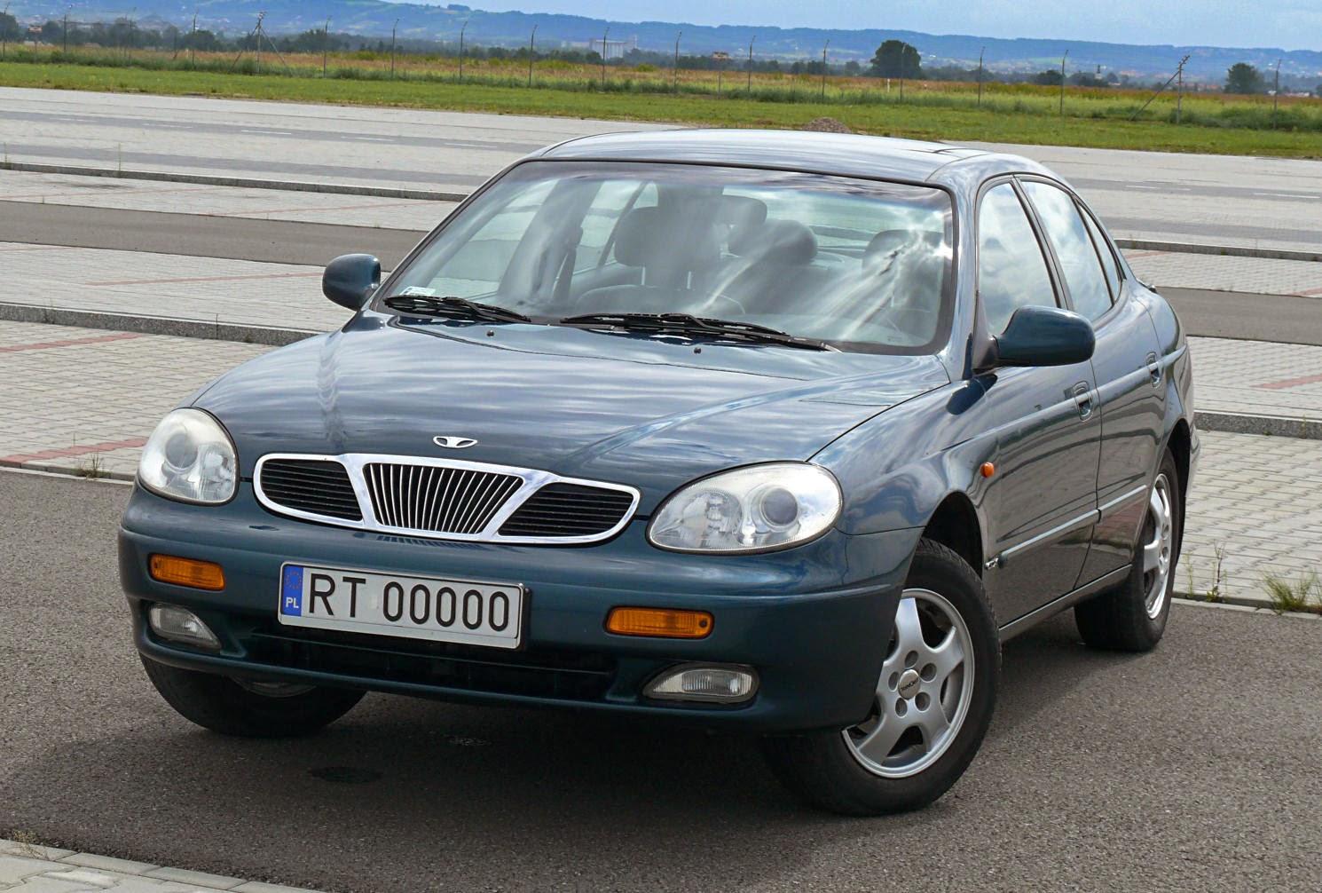 Daewoo Motor's 1997 Leganza