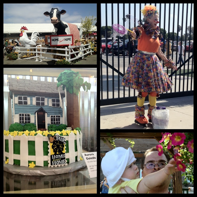 pics from the OC Fair by newmommabeckers