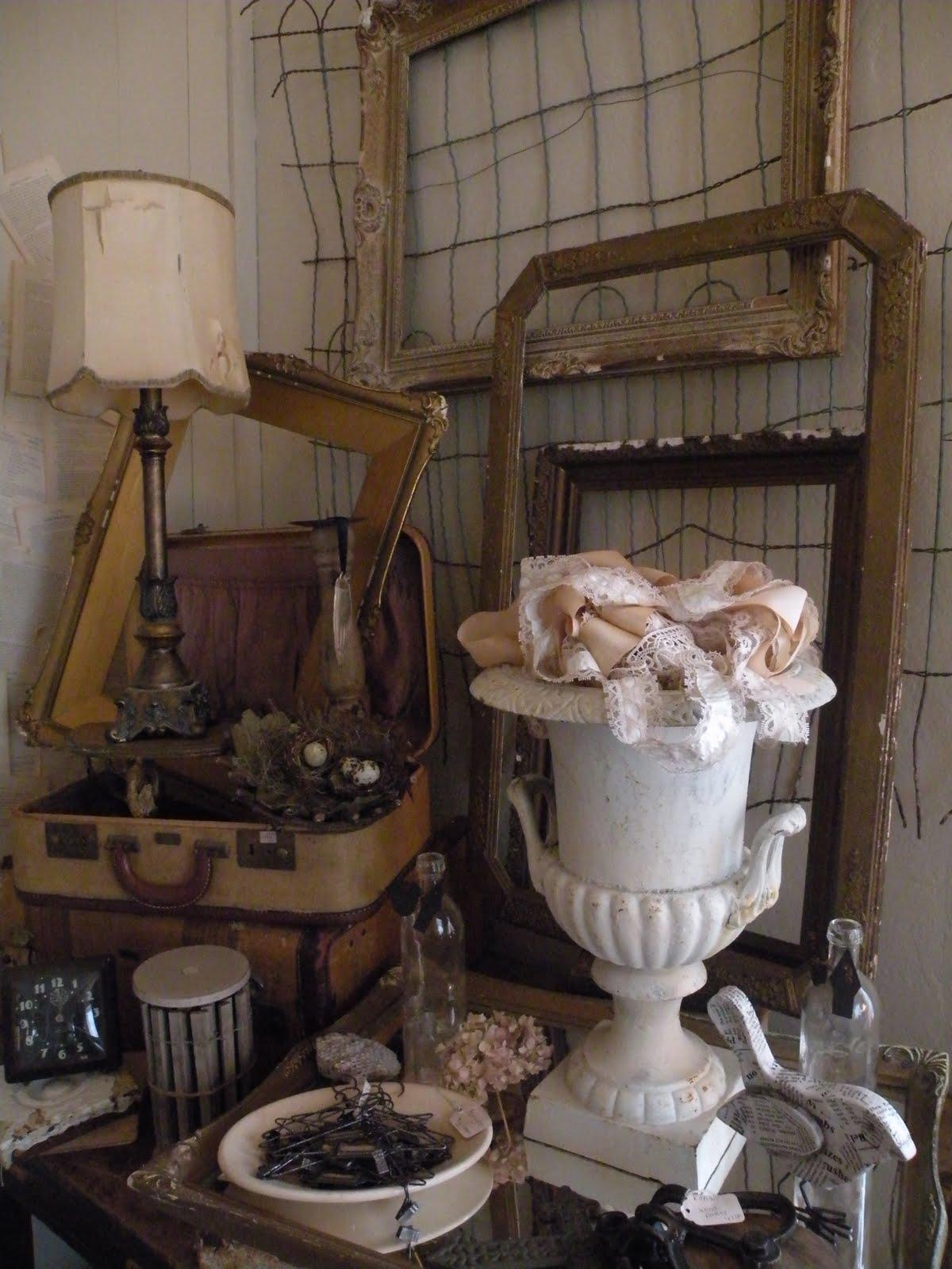 Decoracion vintage industrial retro chic inspiracion - Decoracion vintage industrial ...