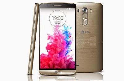 Harga Dan Spesifikasi LG G3