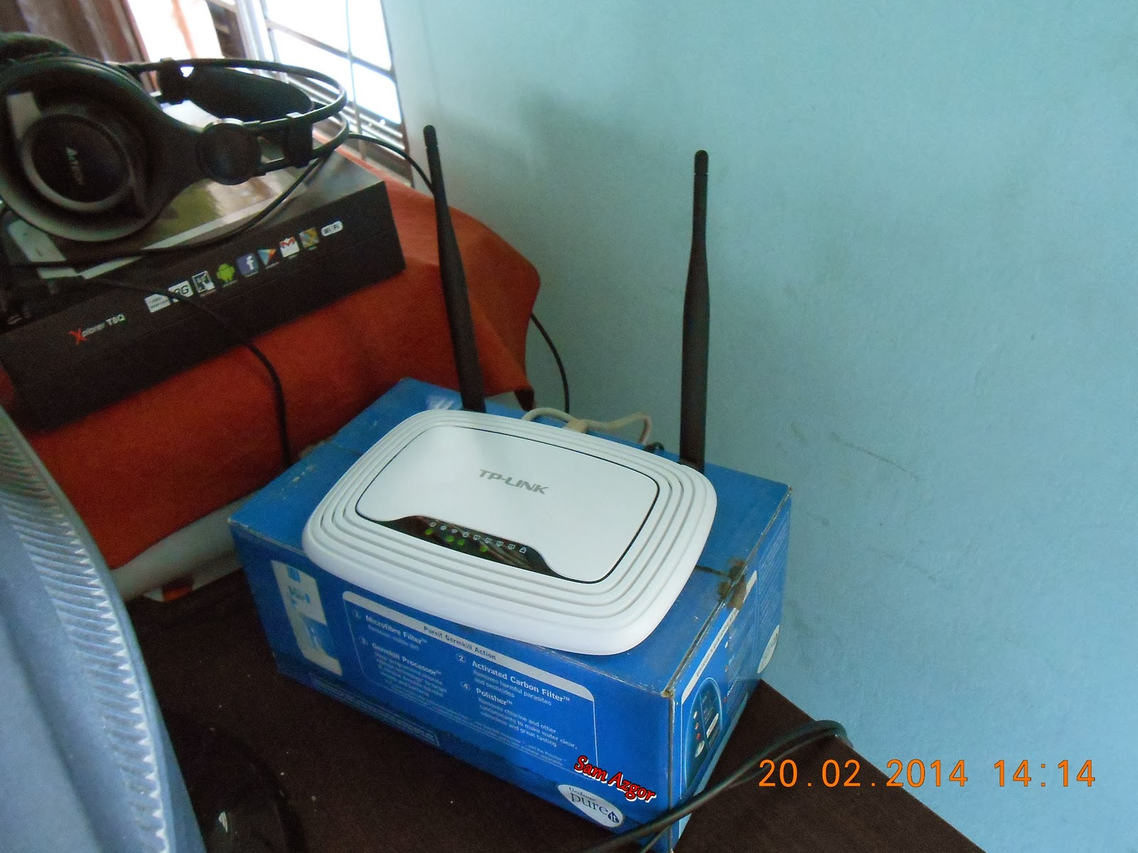 TP Link WR841N Router