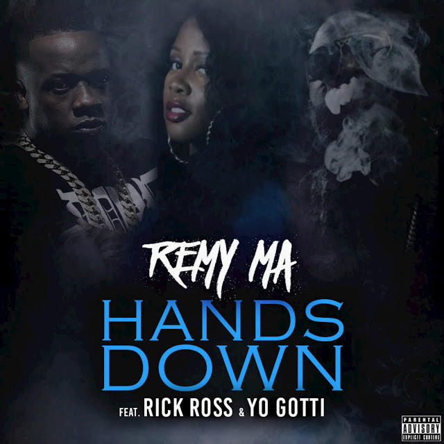Remy Ma ft. Rick Ross & Yo Gotti – Hands Down