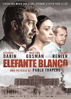 Ricardo Darín estrena 'Elefante blanco'