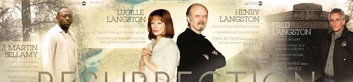 Resurrection - Season 2 - Poster UHQ