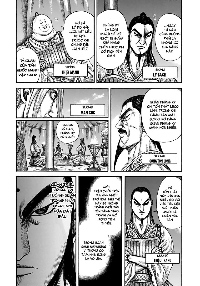 Kingdom - Vương Giả Thiên Hạ trang 6