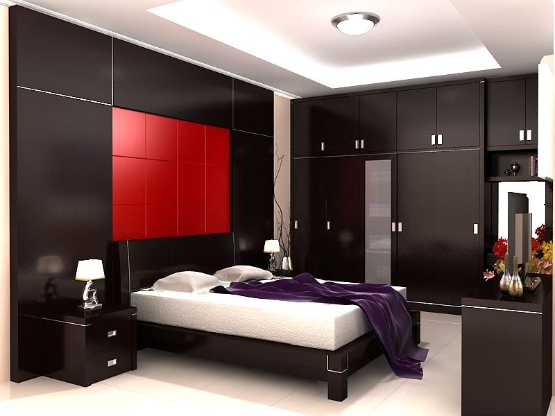 desain interior kamar tidur utama untuk semua rumah