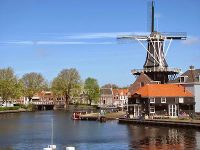 Finally! A Windmill!