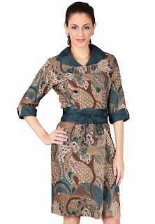 Foto Baju Batik Semar Solo