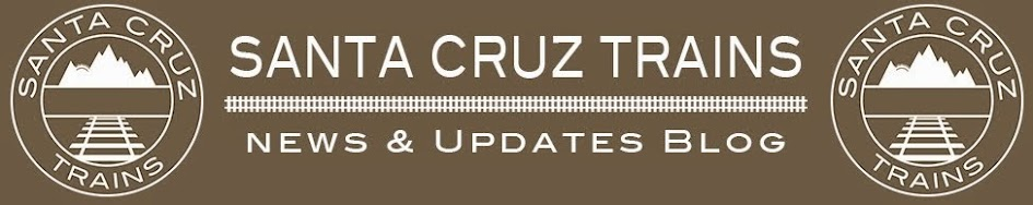 Santa Cruz Trains Project Update Blog