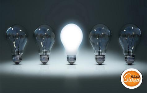 تأملات في سمات المبدعين Creativity_before_innovation
