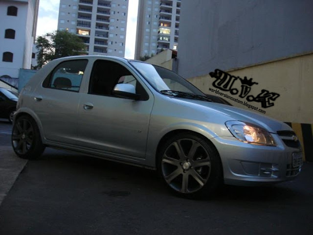 Chevrolet Astra Hatch CD - Arrastandos