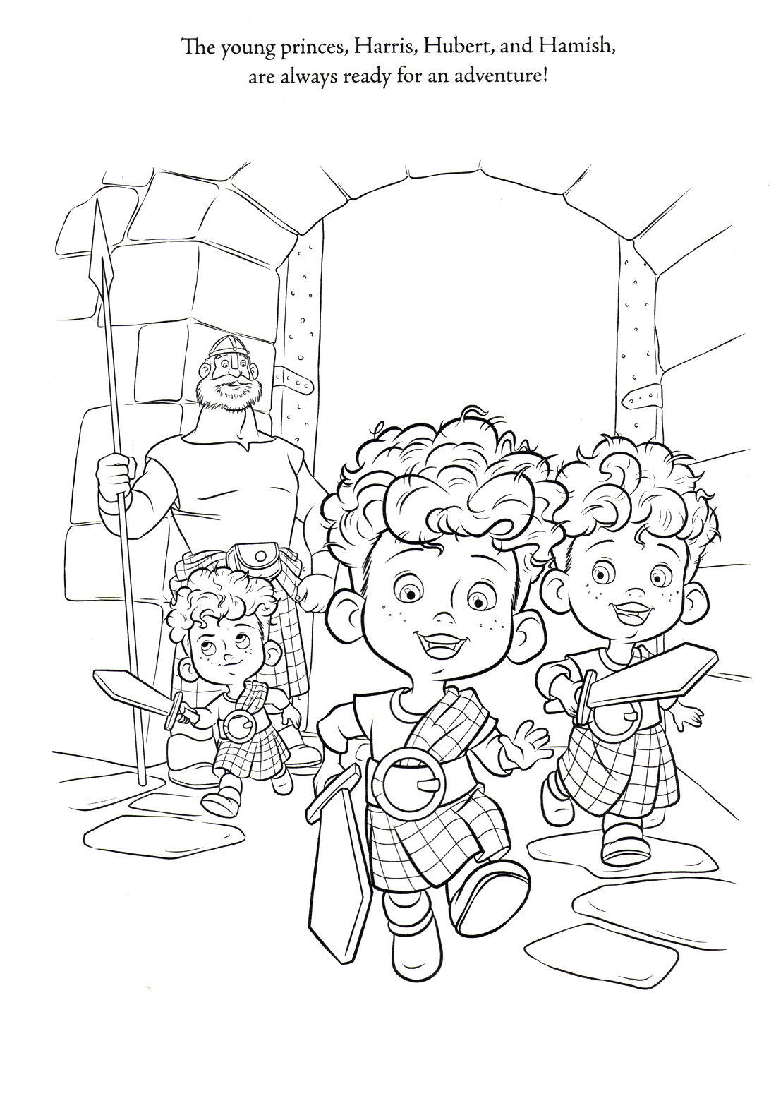 Brave Coloring Pages Equestria Girls