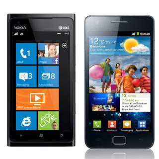 Nokia Lumia 900 Vs Samsung Galaxy S2 Analysis