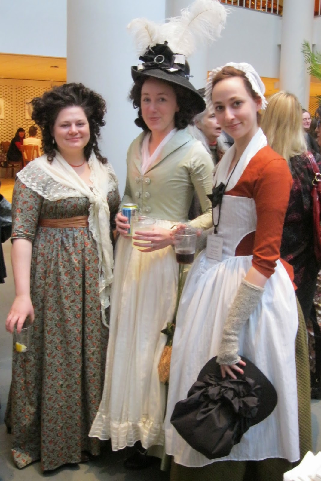 A Fashionable Birthday Party in Colonial Williamsburg  sc 1 st  Two Nerdy History Girls & Two Nerdy History Girls: March 2014