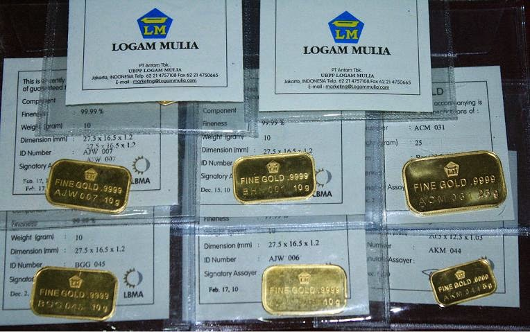 Klik Lm Mas Logam Mulia Untuk Kesejahteraan Cara Bisnis Emas
