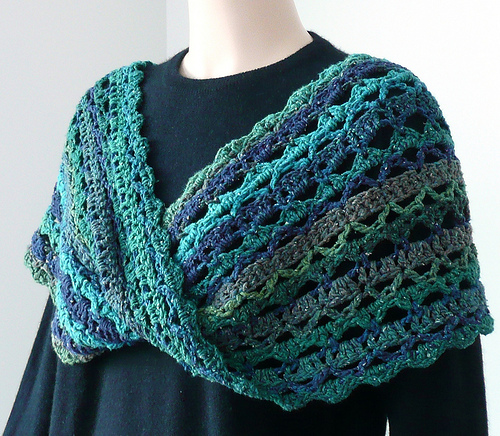 Knit Flower Pattern Free : MOBIUS SCARF CROCHET PATTERN   Patterns