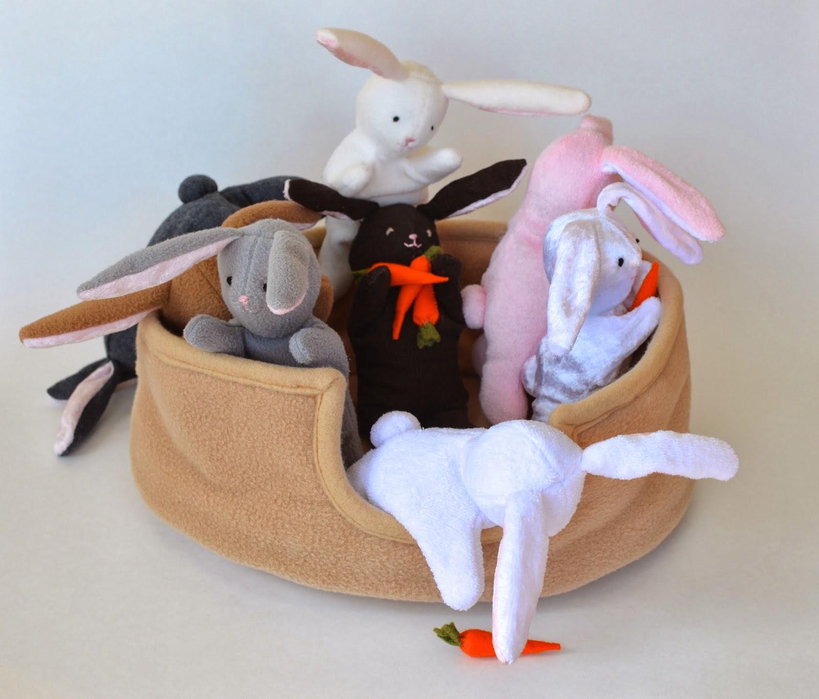 Как сшить зайца своими руками мастер класс 683