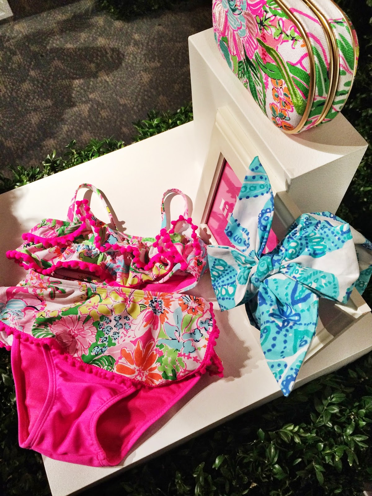 Sweet Magnolia Lilly Pulitzer Target Dreamy