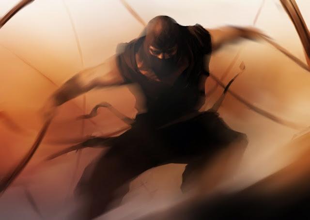10 Ninja huyền thoại Nhật Bản