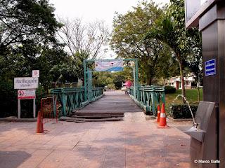JARDÍN DE MARIPOSAS, BANGKOK. TAILANDIA
