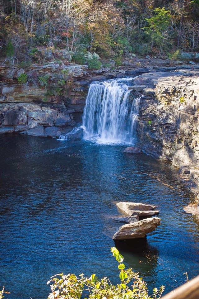 Little River Canyon Falls AL
