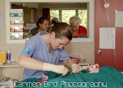 Dr. Bethan Cosgrove, UK - Tonga Trip 2011