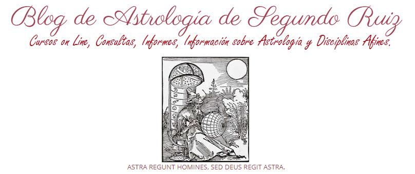 Blog de Astrología de Segundo Ruiz