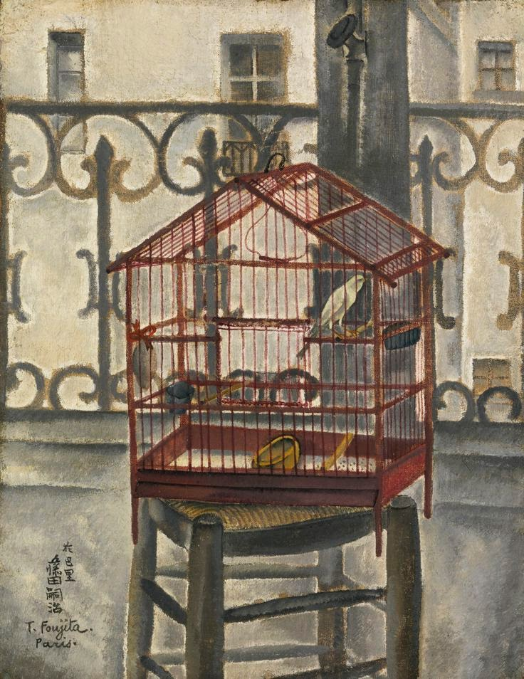 Little augury a mellon aviary for Cage d oiseau decorative