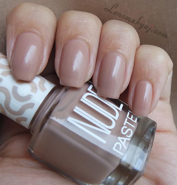 Pastel Nude Grege
