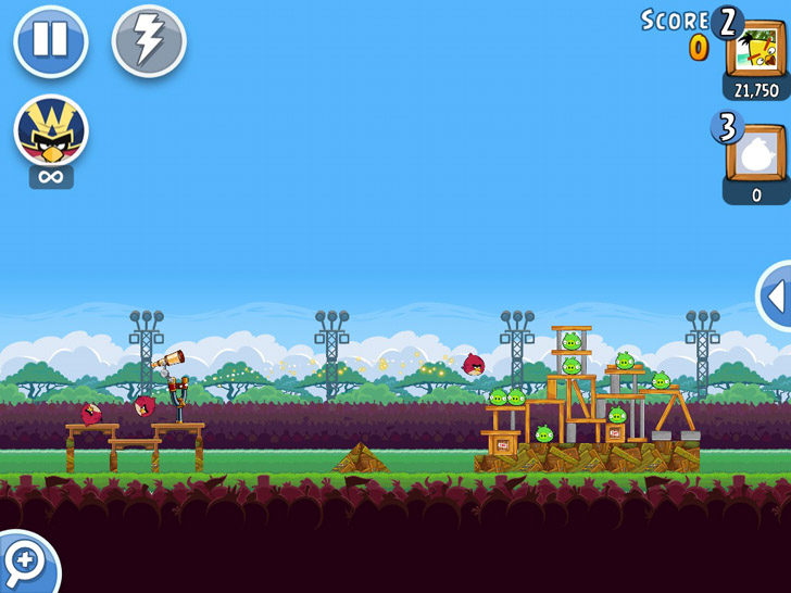 Angry Birds Friends App By Rovio Entertainment Ltd - FreeApps.ws