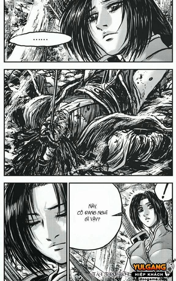 Hiệp Khách Giang Hồ trang 31