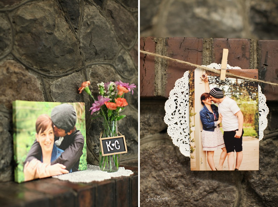 Inexpensive Rustic Bridal Shower Decoration bridal wedding and