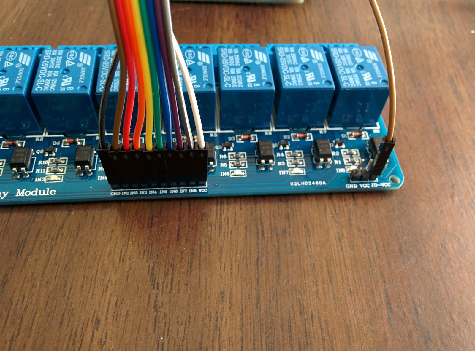 Dale anson arduino speaker controller