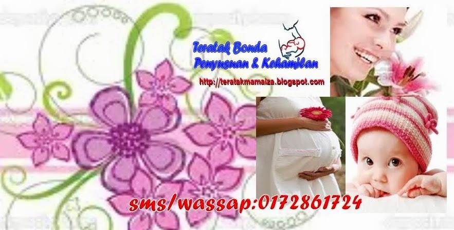 Teratak Bonda Penyusuan & Kehamilan