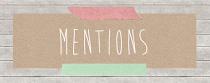 Menciones