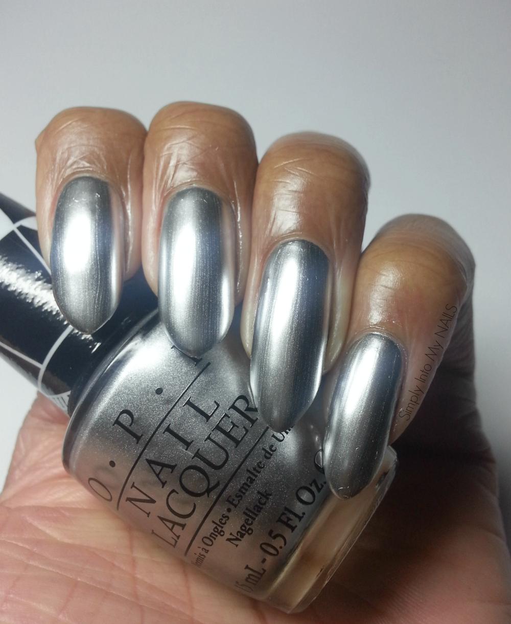 Push & Shove by OPI | Simply Into My NAILS